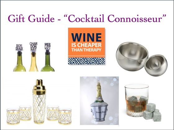 Cocktail Lover's Gift Guide | Life of the Party | Pinterest