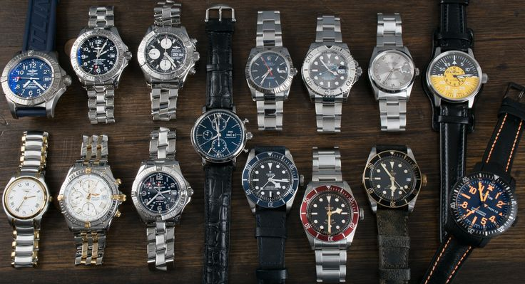 https://www.bernardwatch.com/Whats-New-1022?utm_content=buffer3c0d8&utm_medium=social&utm_source=pinterest.com&utm_campaign=buffer Today's update has a host of durable Swiss watches from Breitling, Rolex, Tudor, and Fortis.  Swing by the site for more photos and info!