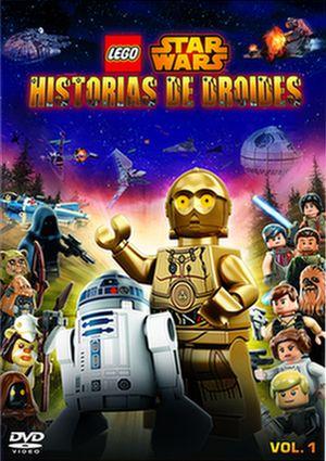lego star wars: historias de droides volumen 1 (dvd)-8717418471712