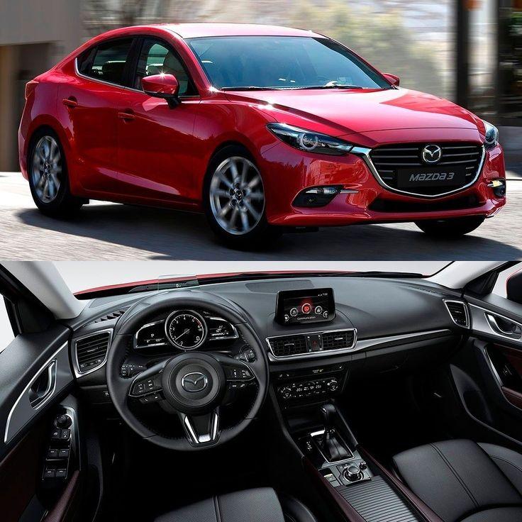 Mazda 3 2017 Modelo chega nas versões sedã e hatch ao mercado japonês e até o fim do ano na Europa. Destaque desse carro é o G-Vectoring Control (GVC) um sistema integrado de motor transmissão carroceria e chassi para melhor a estabilidade através de uma análise vetorial de cada roda durante uma curva. O carro tem motores a gasolina SkyActiv-G 1.5L de 100CV e 2.0L de 120Cv e 165CV e também blocos diesel SkyActiv-D 1.5L de 105CV e 22L de 150CV. Transmissão manual ou automática de seis…