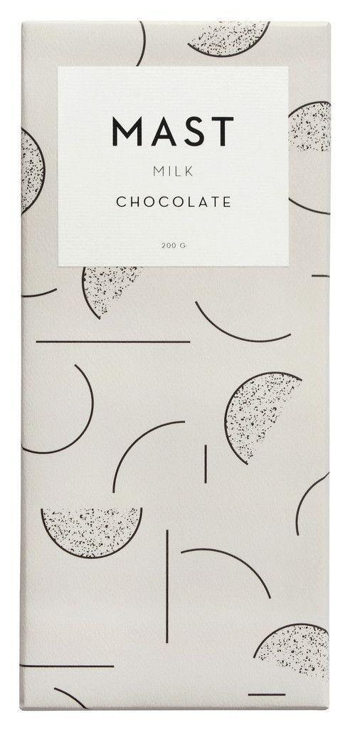 Embalagem Mast Chocolate Packaging Branding