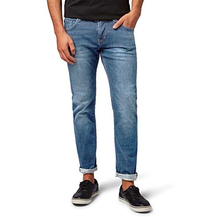 TOM TAILOR Herren Jeanshose Marvin Straight #Bekleidung #Jungen #Tops T-Shirts-H…