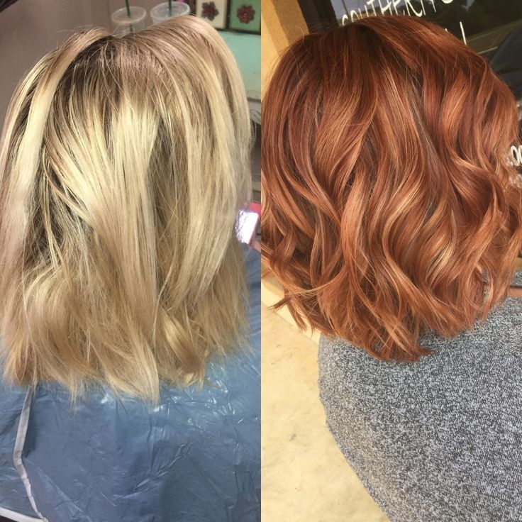 Strawberry Blonde With Highlights And Lowlights Beauty