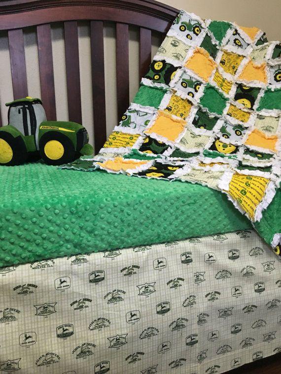 die besten 25 john deere bett ideen auf pinterest john. Black Bedroom Furniture Sets. Home Design Ideas