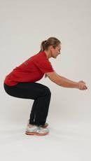 Slik blir du sterkere - uten apparater   Trening   www.greteroede.no   Ned i vekt