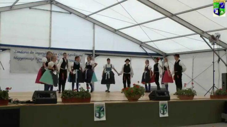 IV. Landesjugendtreffen Tanzgruppe aus BERZEL TARIAN 2014
