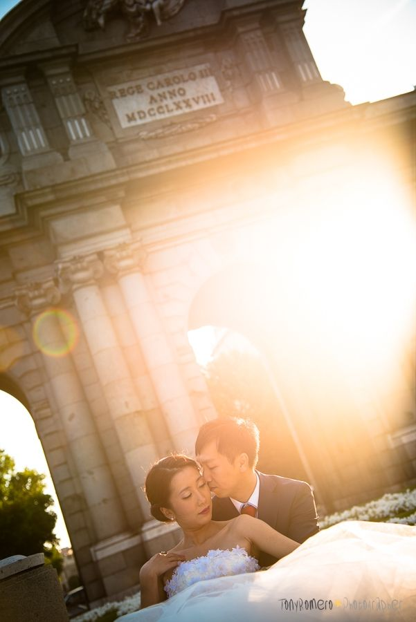 Yi+Kin | Postboda en Madrid » Fotógrafo de bodas en Madrid | Tony Romero | Fotografía documental de bodas