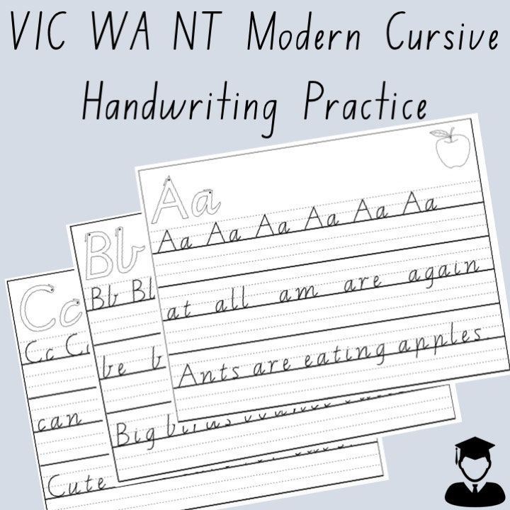 Pin On Cursive Handwriting Practice