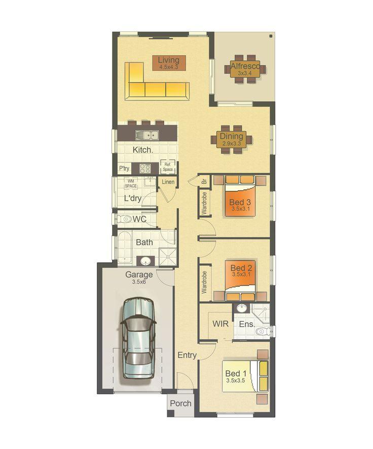 ARCADIA Home Design - Integrale Homes Brisbane Sunshine Coast