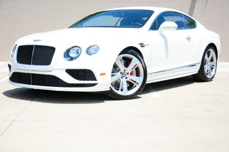 2016 Bentley Continental GT Speed - Park Place