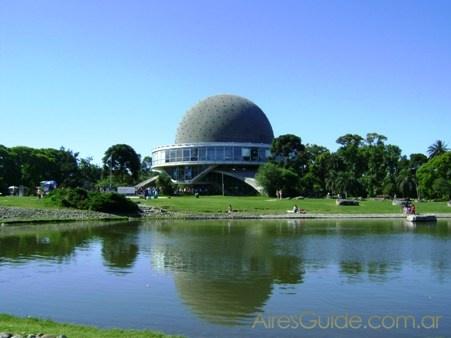 El planetario, Buenos Aires http://www.argentinaexchange.com/