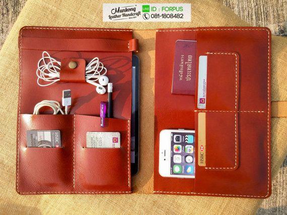 leather ipad case, leather case, ipad case, leather ipad mini case, leather ipad air case, leather ipad pro case, handmade leather case