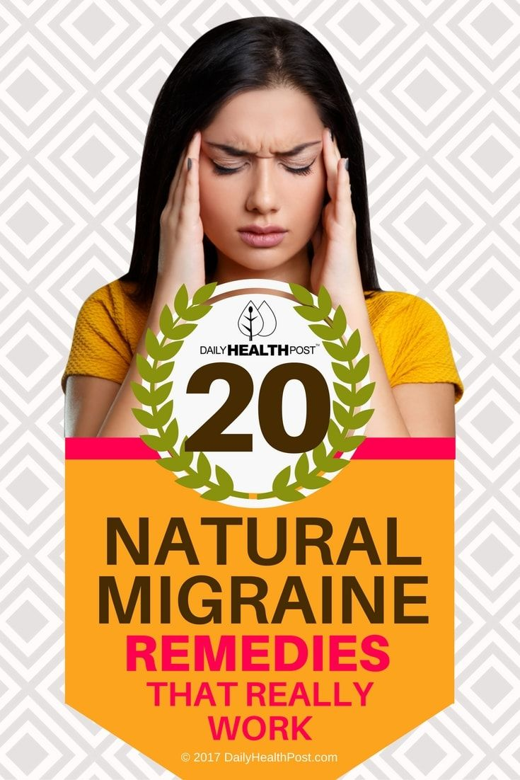 A migraine is more than a headache; it is a painful, debilitating experience. Most people who suffer migraine headaches get them regularly.