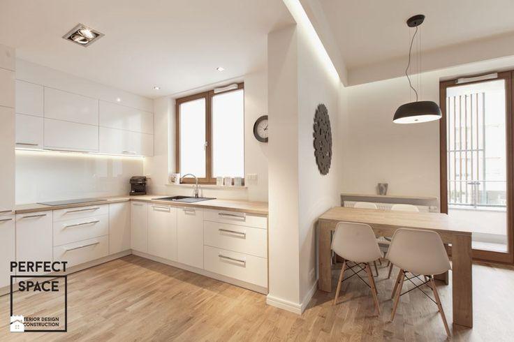 Zdjęcie: Kuchnia styl Minimalistyczny - Kuchnia - Styl Minimalistyczny - Perfect Space Interior Design & Construction