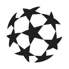 Ley de la Estructura 2: las estrellas hacen la forma de una pelota