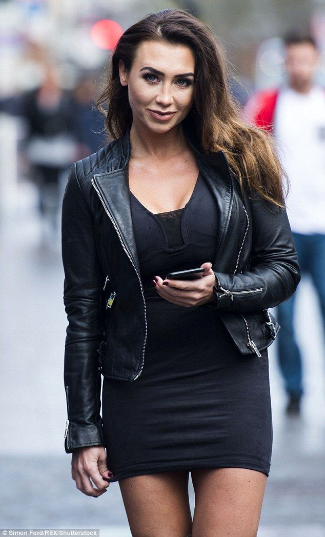 Error: Lauren Goodger voiced fears on Twitter that she may have been the victim…