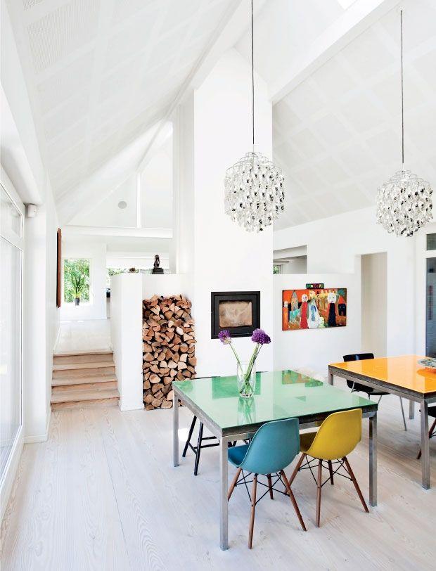 807184899bb9df5107d96cbfc75c089f  colorful dining rooms danish interior Résultat Supérieur 1 Frais Fauteuil Crapaud Pas Cher Und Chaise Eames Blanche Pour Deco Chambre Pic 2017 Xzw1