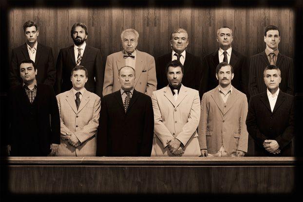 ΟΙ 12 ΕΝΟΡΚΟΙ Το θέατρο Αλκμήνη μετατρέπεται σε δικαστικό μέγαρο θέτοντας τους θεατές στη θέση των ενόρκων!
