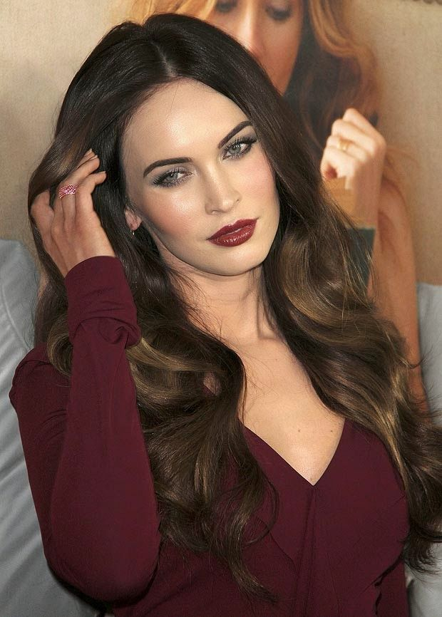 We Love Black Hair and We Love it More on Megan Fox