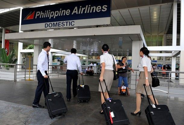 Philippine airlines flight attendant uniforms what for Cabin crew recruitment agency philippines