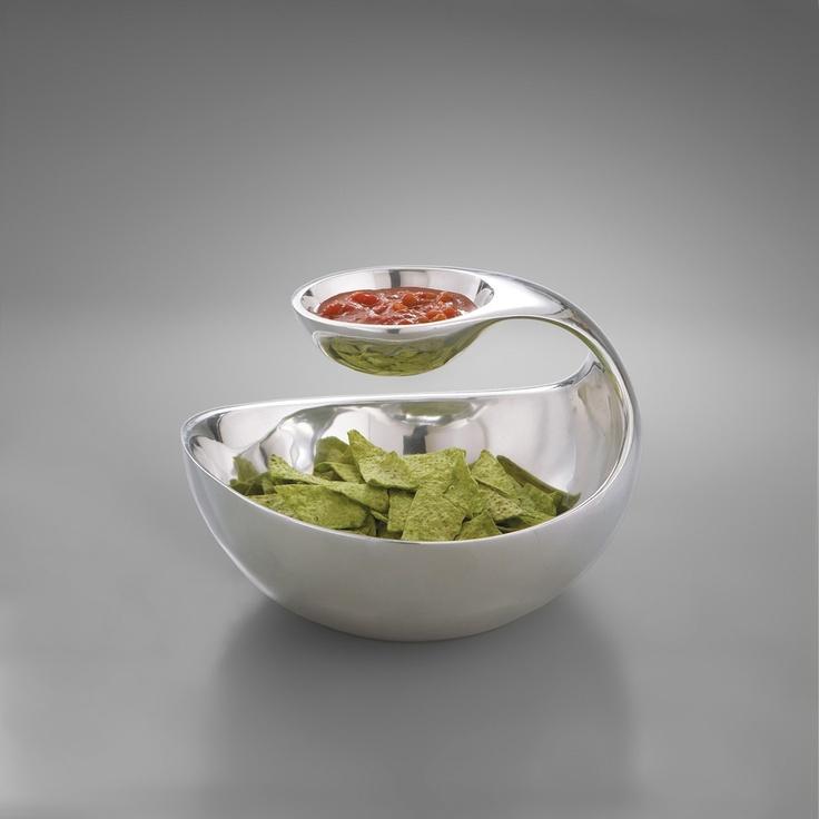 Cool Chip & Dip Bowl