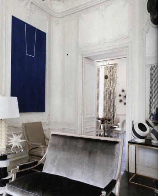 / LSD: Paris Home, Design Inspiration, Paris Apartment, Living Rooms, Lauren Santo, Interiors Design, Paris Apartment, Santo Domingo, Domingo Paris