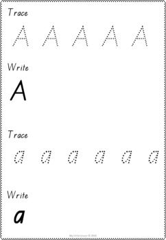 alphabet and handwriting book qld beginners font school handwriting books learning letters. Black Bedroom Furniture Sets. Home Design Ideas
