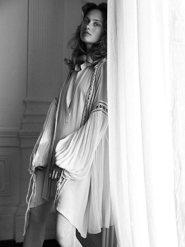 Кармен Педару в Muse Magazine