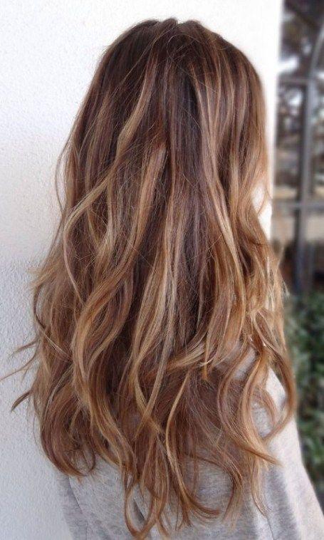 30 Penteados de tendência de Cor para 2015 23