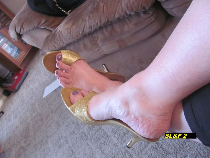 My Wifes Sexy Feet And Legs 44