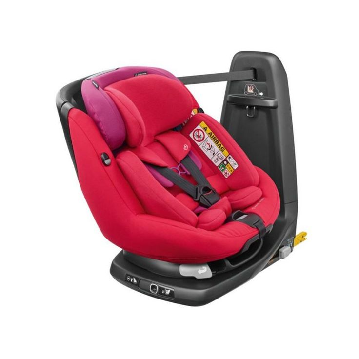Maxi Cosi AxissFix Plus i-Size Car Seat-Red The new Maxi-Cosi Axiss Fix Plus is a baby  toddler car seat which offers top safety and the convenience of the 360° rotation, from birth up to approx. 4 years. The Axiss Fix Plus combines state-of-t http://www.MightGet.com/march-2017-1/maxi-cosi-axissfix-plus-i-size-car-seat-red.asp