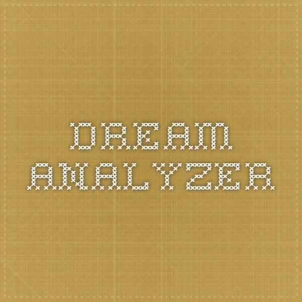 Dream Analyzer