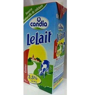 Sữa tươi nguyên kem nhập khẩu Pháp Letail 3.5%