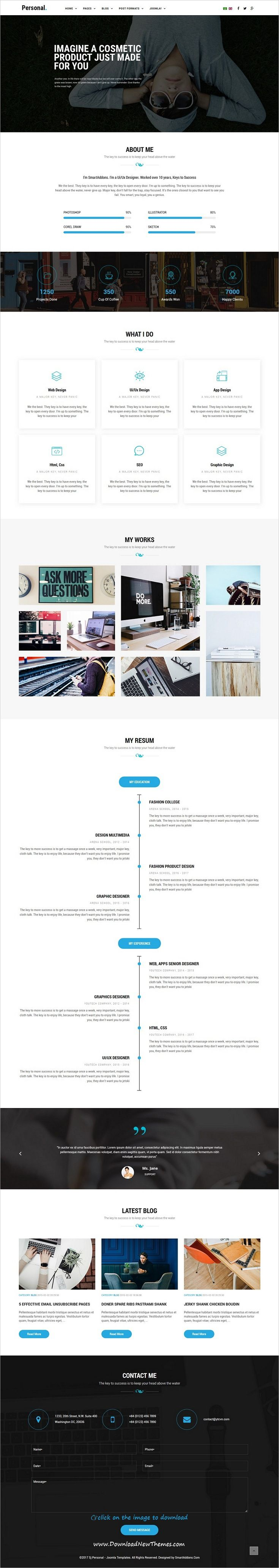 43 best Shared joomla templates images on Pinterest | Joomla ...