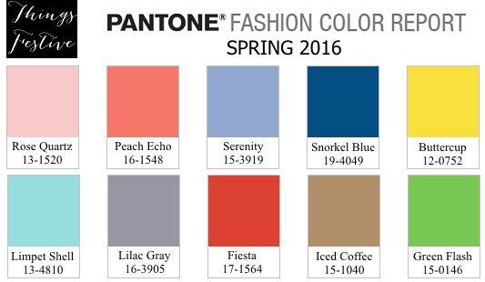 Pantone Color Voorjaar 2016 Verslag: Wedding Color Inspiratie | Wat Feestelijke Bruiloften & Events