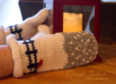 ... /2012/12/06/drifty-mittens/ | Knitting/Crochet | Pinterest | Mittens