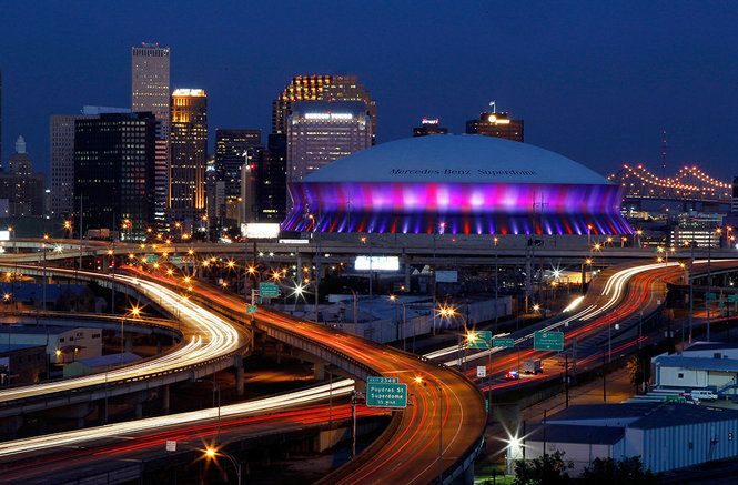 10 best mercedes benz superdome images on pinterest for Mercedes benz new orleans