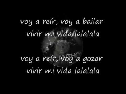 "Marc Anthony's Vivir mi vida con letra - good for when we teach ""va a"" (voy a in there a lot)"