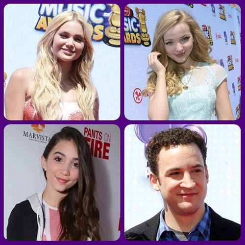 Olivia Holt, Dove Cameron, Rowan Blanchard, and Ben Savage are all presenting at the RDMAs on Saterday!!! I'm so excited