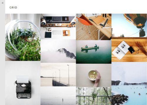 Grid | Olle Ota Themes