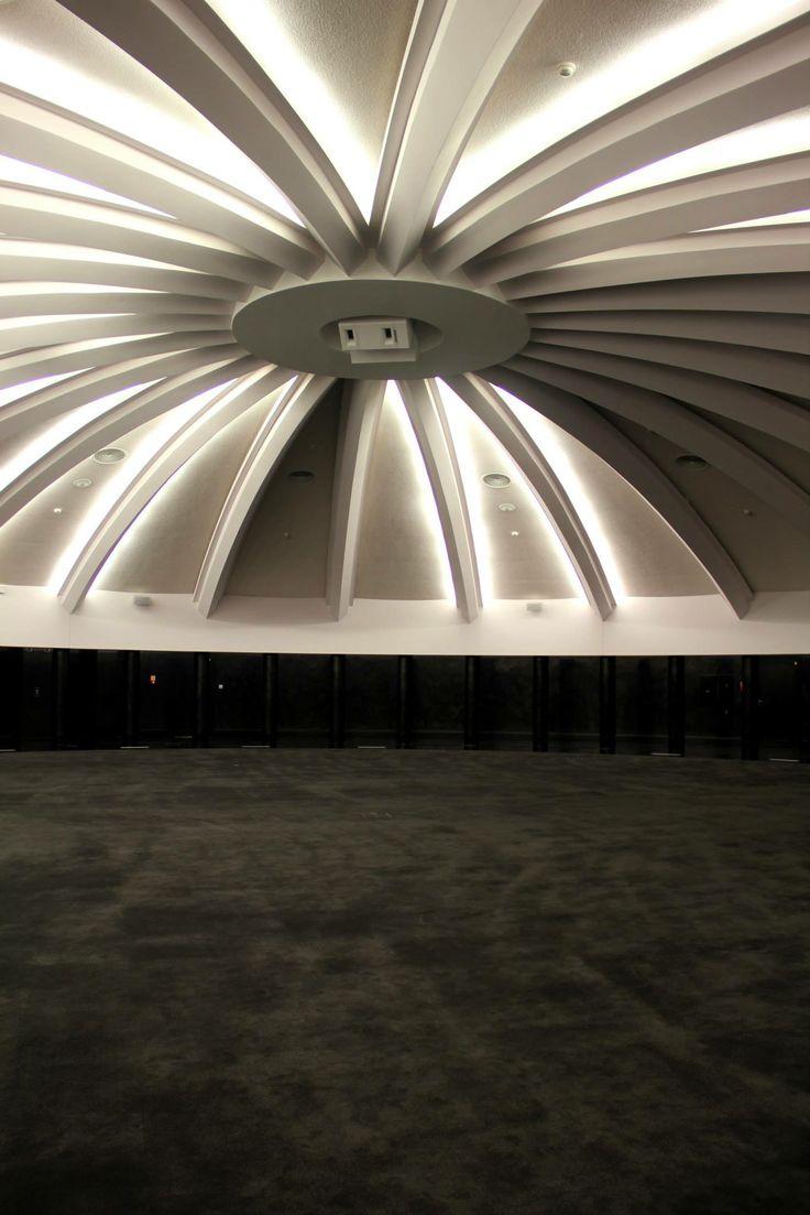 Ufficio Primo by Marek Leykam in Warsaw, Poland photographed by Katarzyna Wawer