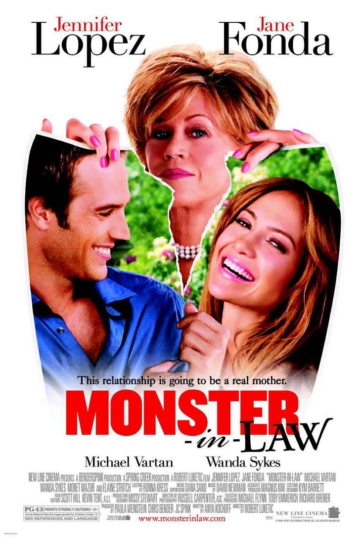 MONSTER-IN-LAW:  Jennifer Lopez, Michael Vartan, Jane Fonda - 2005