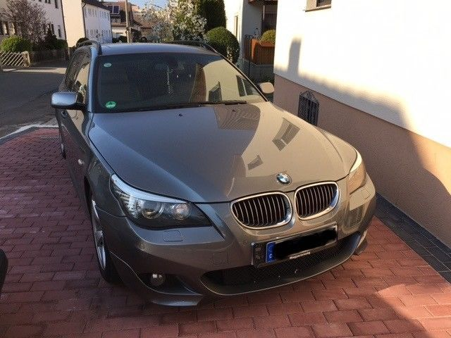 BMW 535d LCI Touring Facelift M Packet