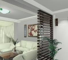 Image result for living room partition wall designs