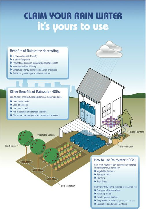 25 Best Ideas About Rainwater Harvesting On Pinterest