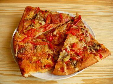 Pizza hrnková