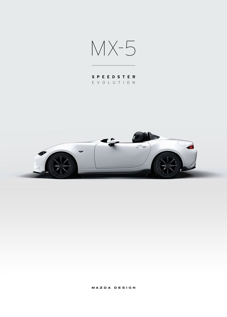Motor'n | MAZDA PREVIEWS 2016 SEMA CONCEPTS: MX-5 MIATA SPEEDSTER EVOLUTION AND MX-5 RF KURO