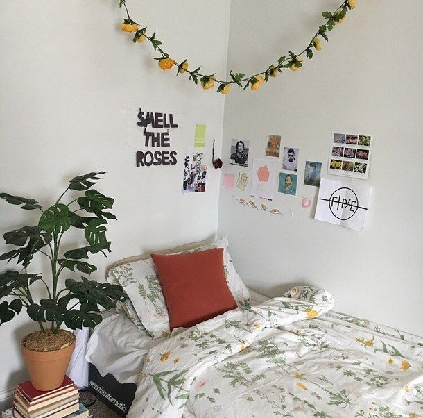 Aesthetic Art Artsy Bedroom Flowers Home Aesthetic Room