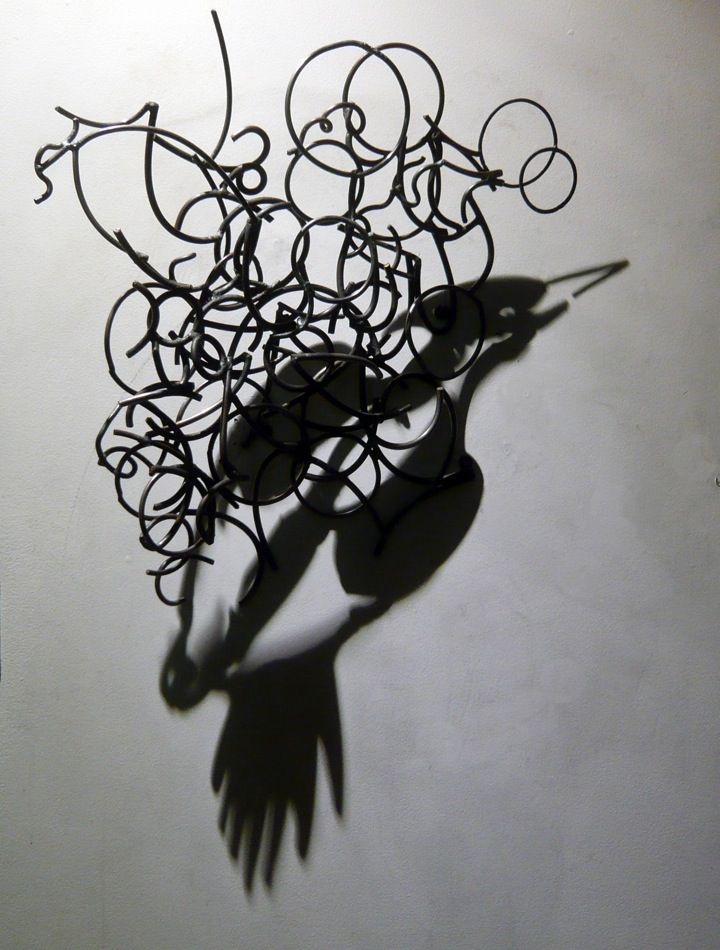Shadow Art | Larry Kagan