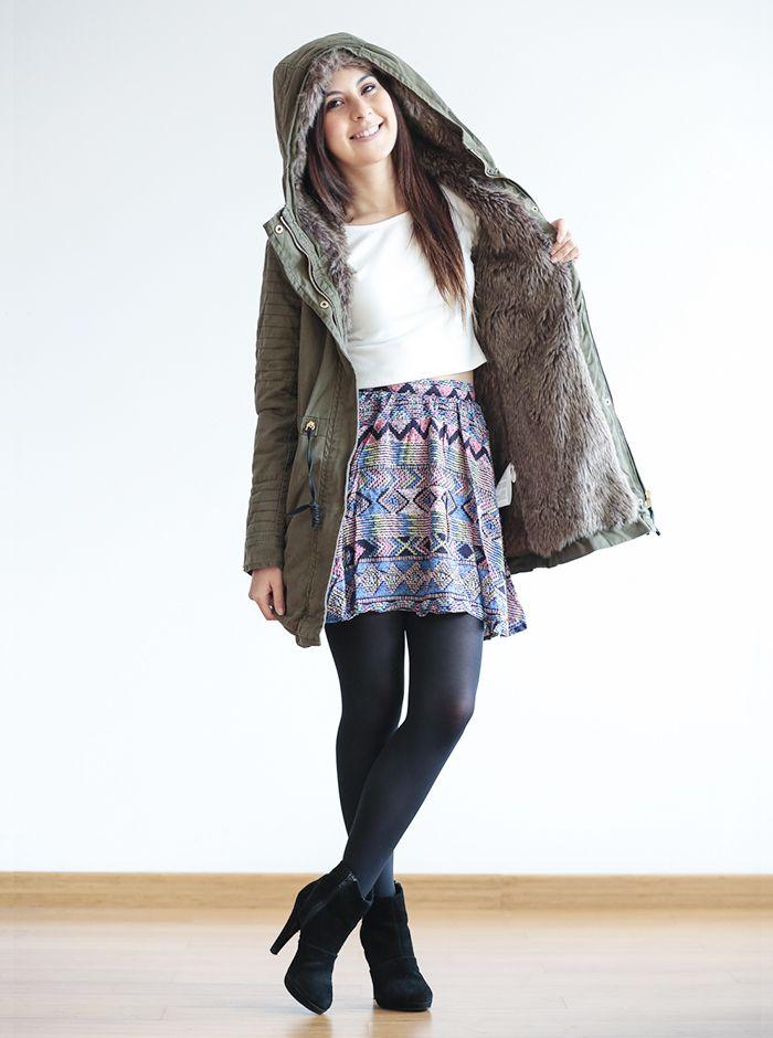 4 Looks invernales con prendas atemporales | Moda Saga Falabella